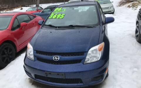 2006 Scion xA for sale at Richard C Peck Auto Sales in Wellsville NY