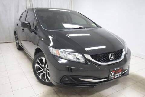 2013 Honda Civic for sale at EMG AUTO SALES in Avenel NJ