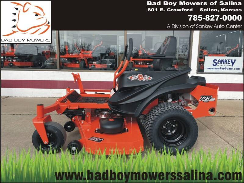Bad Boy ZT Avenger 60  (#7140) for sale at Bad Boy Mowers Salina in Salina KS