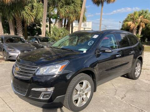 2017 Chevrolet Traverse for sale at Florida Fine Cars - West Palm Beach in West Palm Beach FL