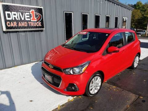 2017 Chevrolet Spark for sale at Drive 1 Car & Truck in Springfield OH