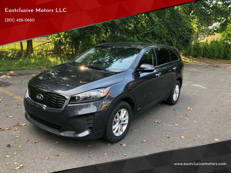 2019 Kia Sorento for sale at Eastclusive Motors LLC in Hasbrouck Heights NJ
