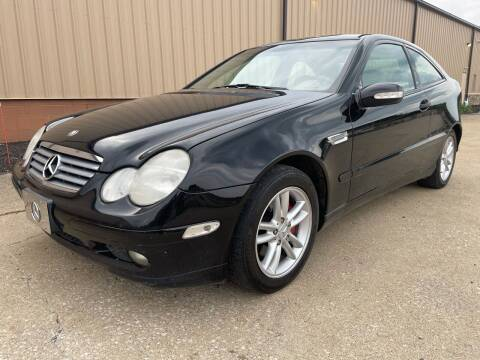 2002 Mercedes-Benz C-Class for sale at Prime Auto Sales in Uniontown OH