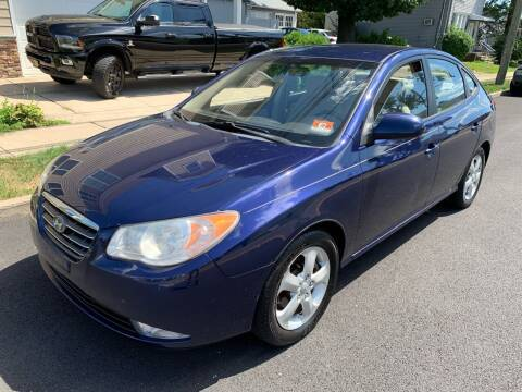 2007 Hyundai Elantra for sale at Jordan Auto Group in Paterson NJ