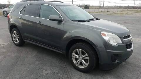 2013 Chevrolet Equinox for sale at HEDGES USED CARS in Carleton MI