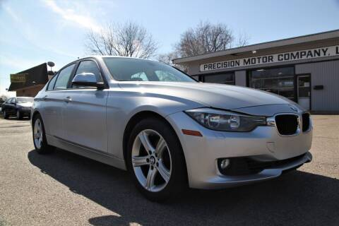 2013 BMW 3 Series for sale at PMC Automotive in Cincinnati OH