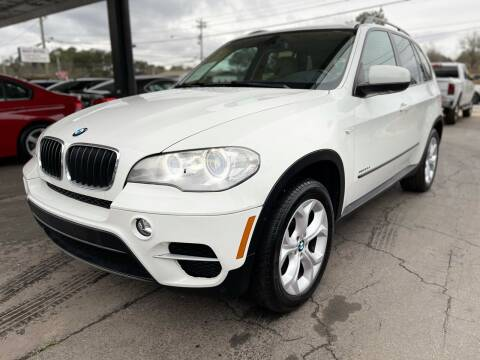 2012 BMW X5 for sale at Magic Motors Inc. in Snellville GA