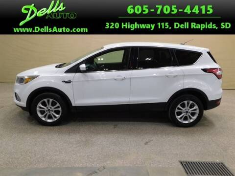 2017 Ford Escape for sale at Dells Auto in Dell Rapids SD