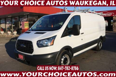 2017 Ford Transit Cargo for sale at Your Choice Autos in Posen IL