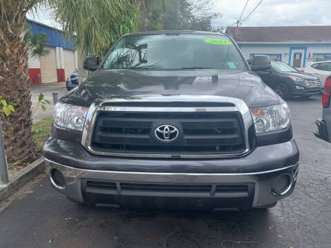 2013 Toyota Tundra for sale at Bargain Auto Sales in West Palm Beach FL