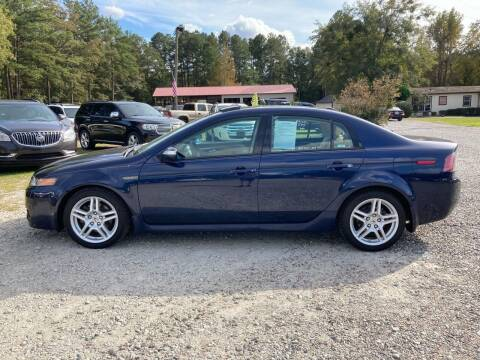 2007 Acura TL for sale at Joye & Company INC, in Augusta GA
