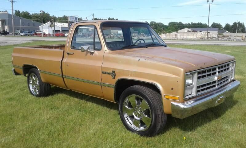 1986 Chevrolet C/K 10 Series for sale in Bluffton, IN