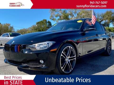 2014 BMW 3 Series for sale at Sunny Florida Cars in Bradenton FL