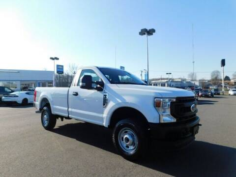 2020 Ford F-250 Super Duty for sale at Radley Cadillac in Fredericksburg VA