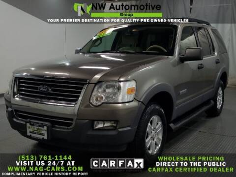 2006 Ford Explorer for sale at NW Automotive Group in Cincinnati OH