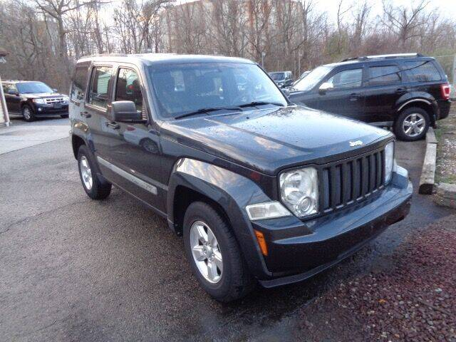 2010 Jeep Liberty for sale at MR DS AUTOMOBILES INC in Staten Island NY