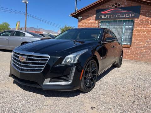 2017 Cadillac CTS for sale at Auto Click in Tucson AZ