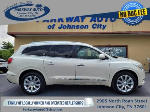 2014 Buick Enclave for sale at PARKWAY AUTO SALES OF BRISTOL - PARKWAY AUTO JOHNSON CITY in Johnson City TN