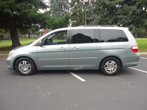 2006 Honda Odyssey for sale at TONY'S AUTO WORLD in Portland OR