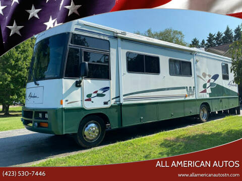 1999 Ford Motorhome Chassis for sale at All American Autos in Kingsport TN