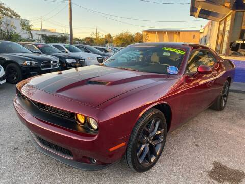 2019 Dodge Challenger for sale at Cow Boys Auto Sales LLC in Garland TX