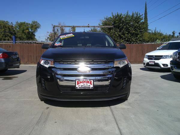 2013 Ford Edge for sale at Empire Auto Sales in Modesto CA