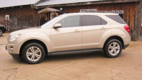 2012 Chevrolet Equinox for sale at Spear Auto Sales in Wadena MN