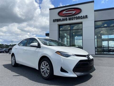 2019 Toyota Corolla for sale at Sterling Motorcar in Ephrata PA