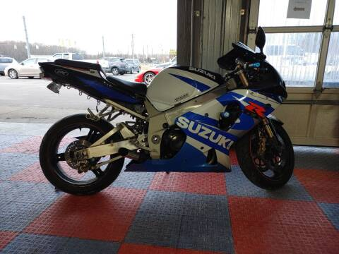2002 Suzuki GSX for sale at Cruisin' Auto Sales in Madison IN