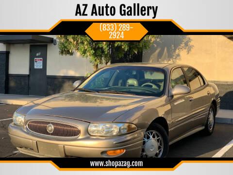 2002 Buick LeSabre for sale at AZ Auto Gallery in Mesa AZ