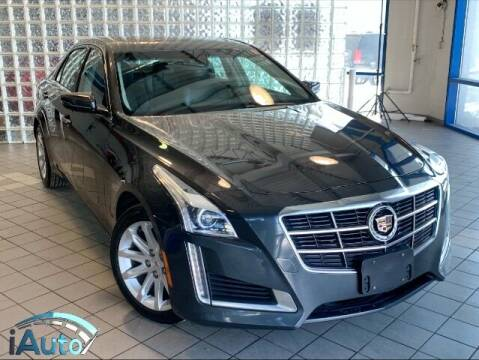 2014 Cadillac CTS for sale at iAuto in Cincinnati OH