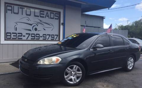 2015 Chevrolet Impala Limited for sale at AUTO LEADS in Pasadena TX
