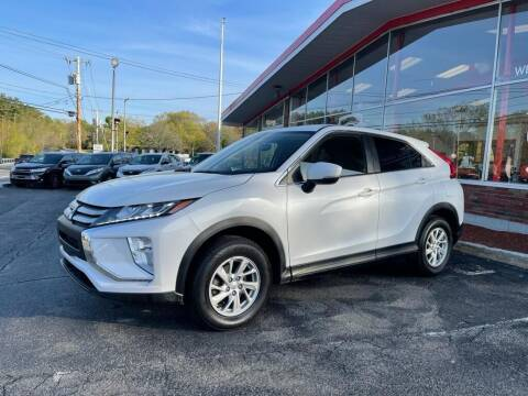 2019 Mitsubishi Eclipse Cross for sale at USA Motor Sport inc in Marlborough MA