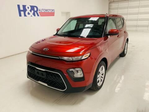 2020 Kia Soul for sale at H&R Auto Motors in San Antonio TX