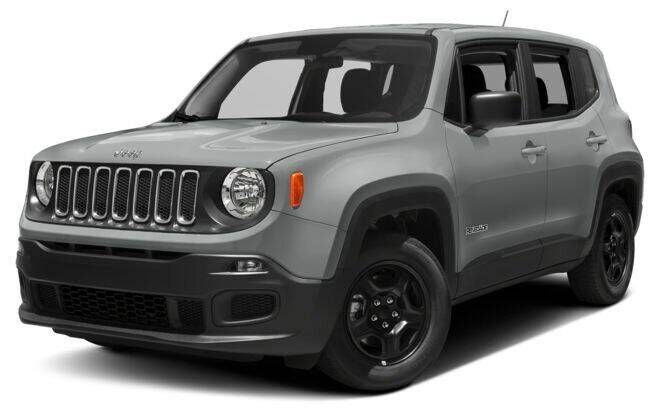 2016 Jeep Renegade for sale at Somerville Motors in Somerville MA