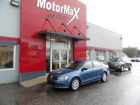 2015 Volkswagen Jetta for sale at MotorMax of GR in Grandville MI