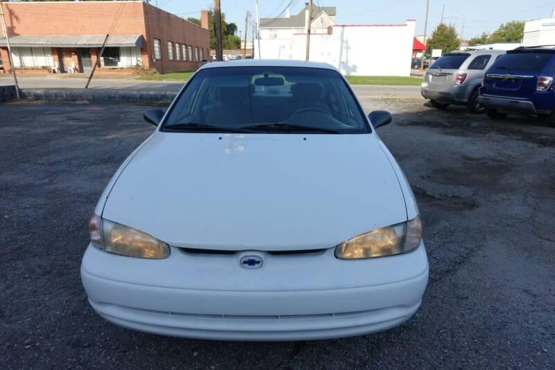 2002 Chevrolet Prizm for sale in Salisbury, NC