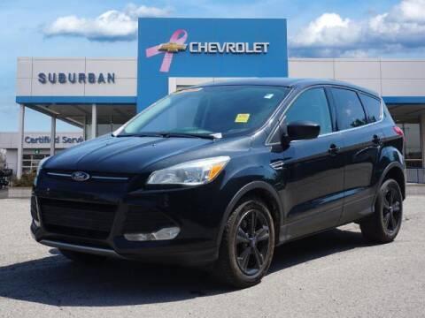 2013 Ford Escape for sale at Suburban Chevrolet of Ann Arbor in Ann Arbor MI