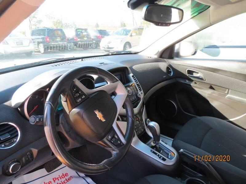 2011 Chevrolet Cruze LT 4dr Sedan w/1LT - Reynoldsburg OH