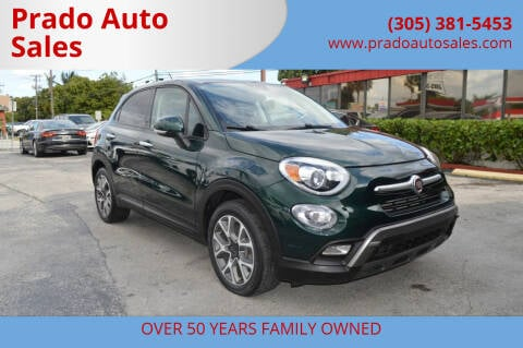 2016 FIAT 500X for sale at Prado Auto Sales in Miami FL
