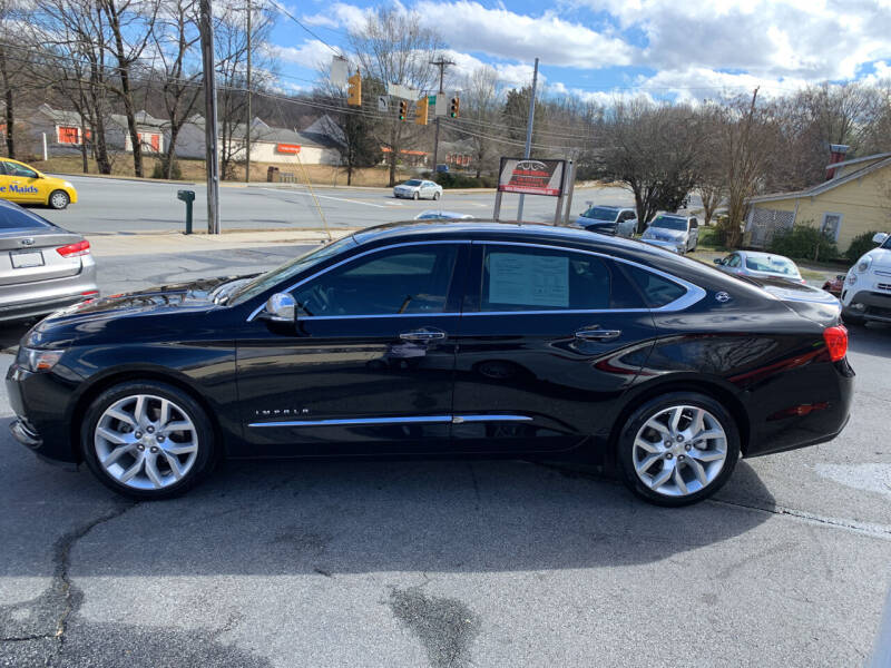 2017 Chevrolet Impala for sale at Simple Auto Solutions LLC in Greensboro NC