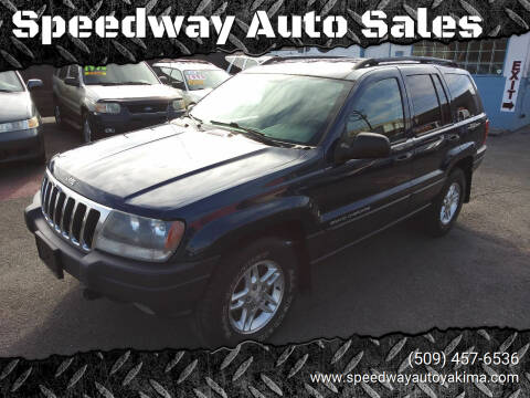 2003 Jeep Grand Cherokee for sale at Speedway Auto Sales in Yakima WA