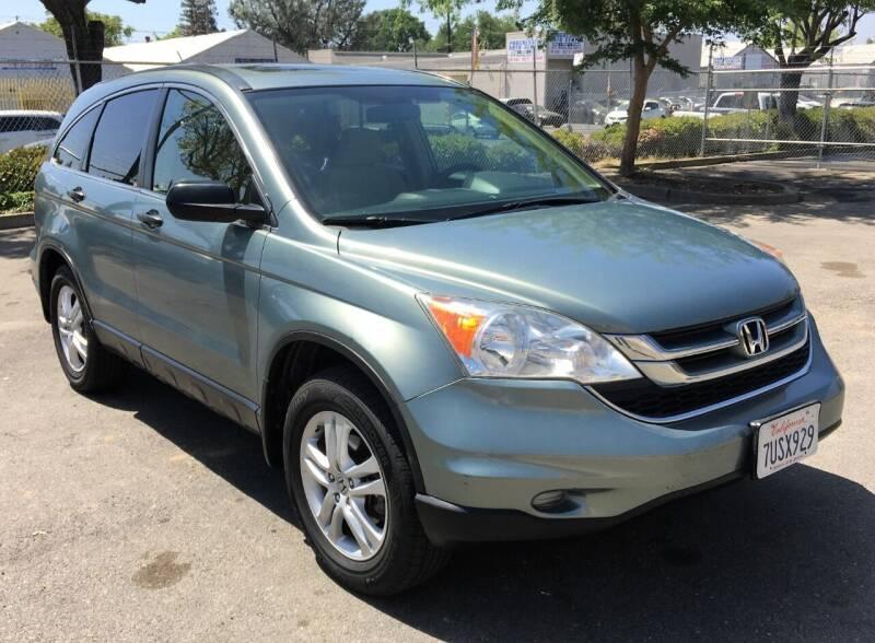 2011 Honda CR-V for sale at Sama Auto Sales in Sacramento CA