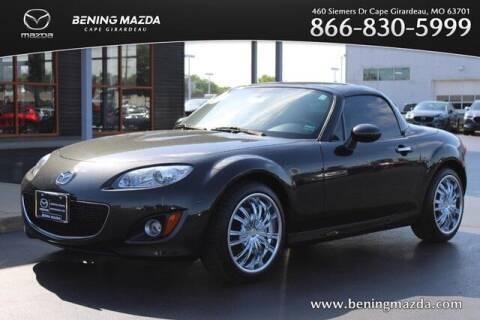 2011 Mazda MX-5 Miata for sale at Bening Mazda in Cape Girardeau MO