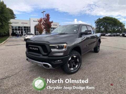2022 RAM Ram Pickup 1500 for sale at North Olmsted Chrysler Jeep Dodge Ram in North Olmsted OH