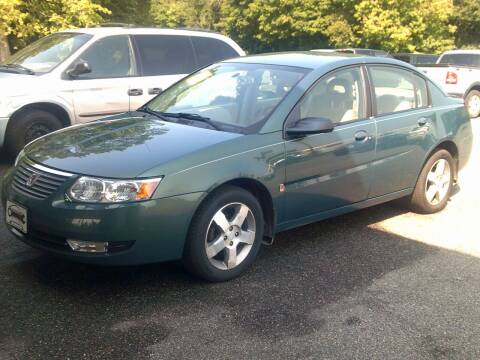 2007 Saturn Ion for sale at Clucker's Auto in Westby WI