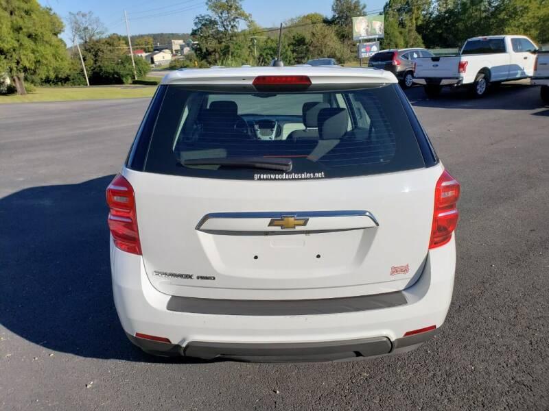2017 Chevrolet Equinox AWD LS 4dr SUV - Greenwood AR