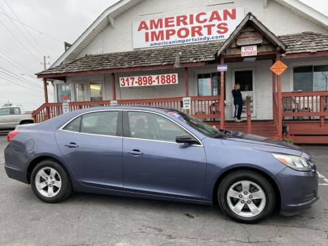 2015 Chevrolet Malibu for sale at American Imports INC in Indianapolis IN
