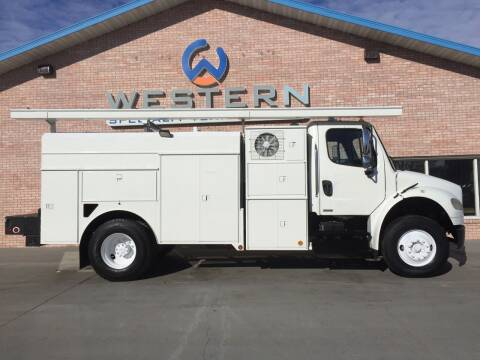 2007 Freightliner Service Truck for sale at Western Specialty Vehicle Sales in Braidwood IL