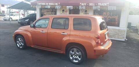2006 Chevrolet HHR for sale at ANYTHING ON WHEELS INC in Deland FL